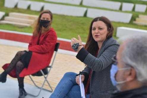 Jornal Campeão: Marisa Matias reuniu com movimento cívico em Defesa do Hospital dos Covões