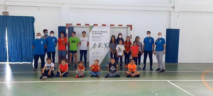 Jornal Campeão: Montemor-o-Velho tem nova Escola de Atletismo do Mondego