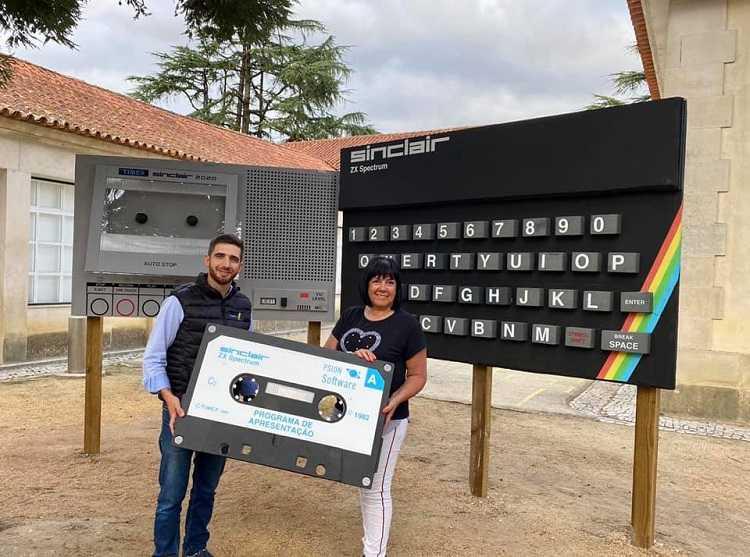 Jornal Campeão: Museu para explorar o mundo do ZX Spectrum nasce em Cantanhede