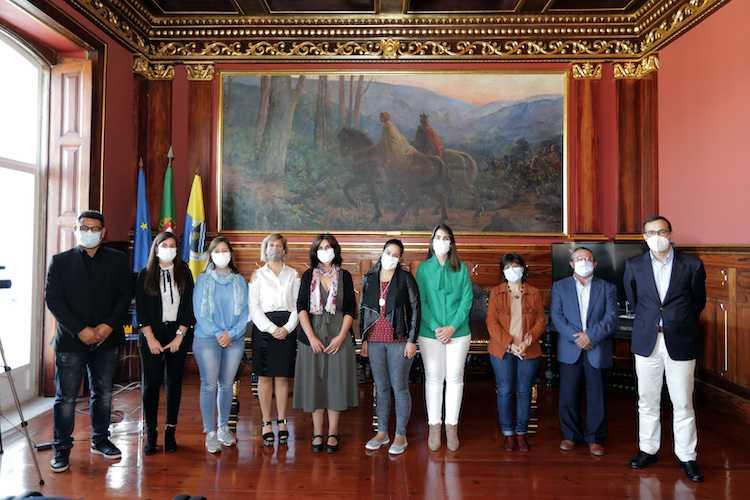 Jornal Campeão: Lousã assinou protocolos para apoiar a população sénior
