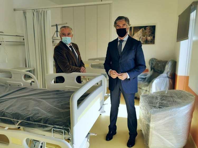Jornal Campeão: Pedro Machado visitou Hospital Compaixão no âmbito do Turismo Médico