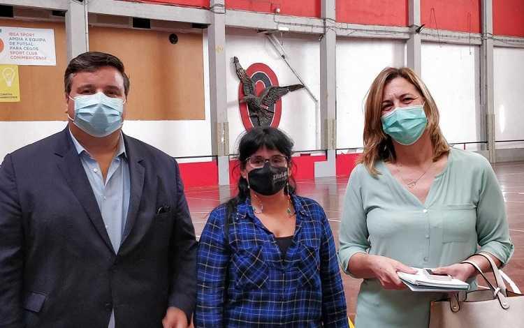 Jornal Campeão: UF de Coimbra apoia Centro de Saúde Fernão de Magalhães na vacinação contra a gripe