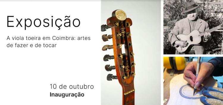 """Jornal Campeão: Exposição """"A Viola toeira em Coimbra"""" patente no Centro Cultural do IPC"""