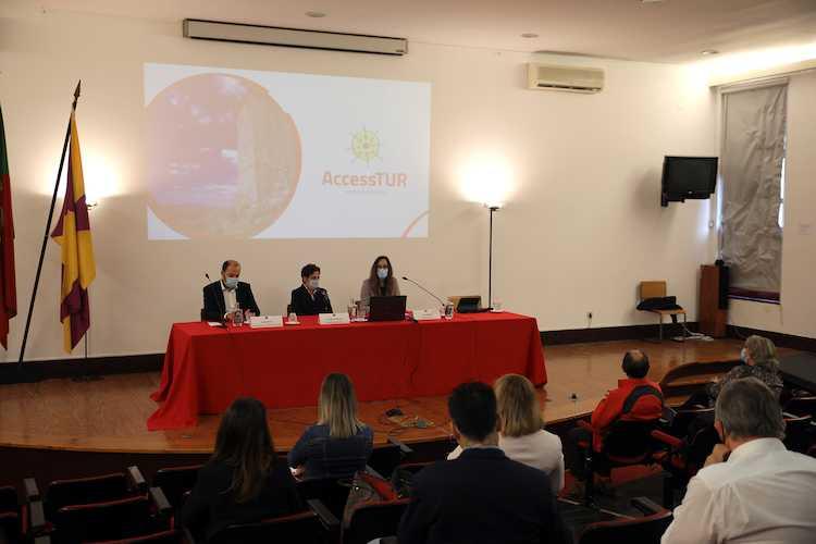 Jornal Campeão: Cantanhede acolheu actividades sobre turismo acessível e inclusivo