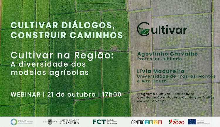 Jornal Campeão: UC apoia ciclo de videoconferências sobre a diversidade de modelos agrícolas