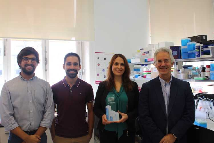 Jornal Campeão: Equipa do Centro de Neurociências da UC vence concurso de ideias e inovação