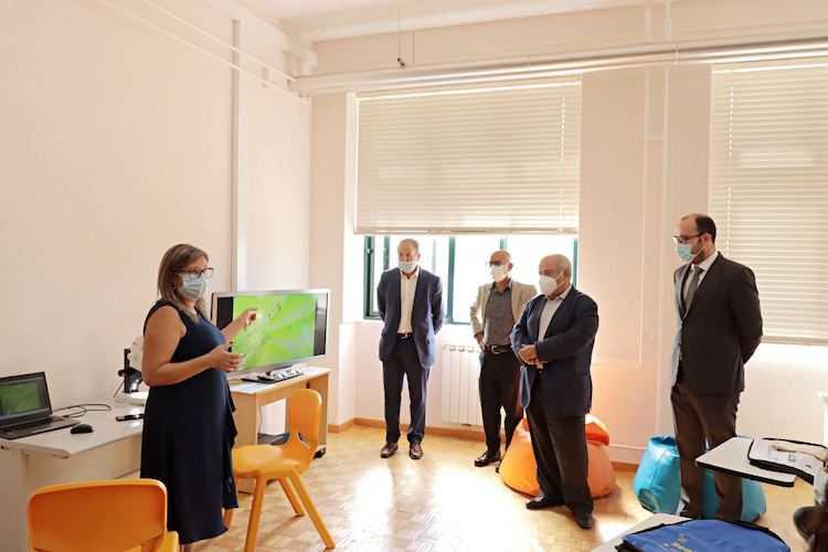 Jornal Campeão: Mealhada inaugura sala inovadora que junta tecnologia a trabalhos manuais