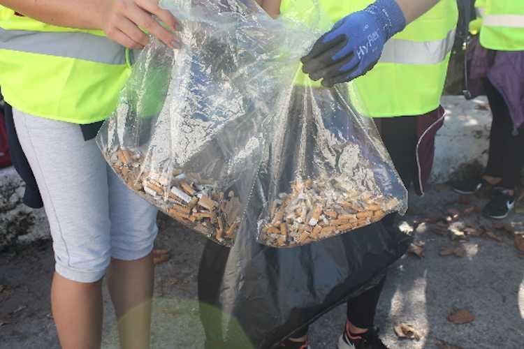 """Jornal Campeão: """"Limpar a Lousã"""" recolheu 1800 quilos de resíduos numa manhã"""