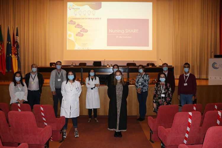 Jornal Campeão: Enfermeiros do CHUC discutem factos e desafios de trabalhar durante a pandemia