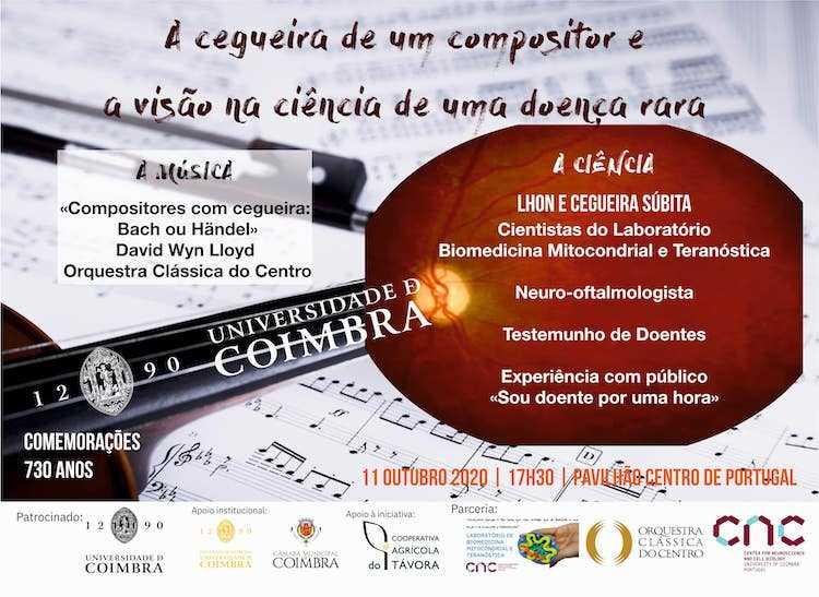 Jornal Campeão: CNC-UC e Orquestra Clássica do Centro promovem a cultura científica