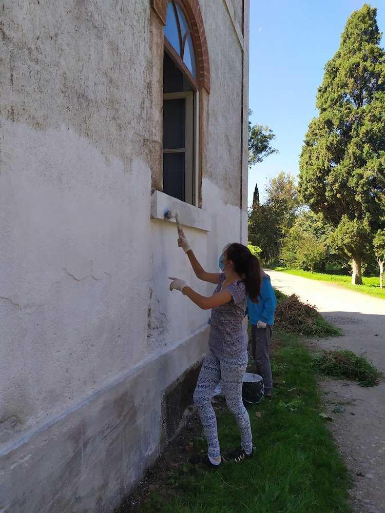 restauro Casa da Mata