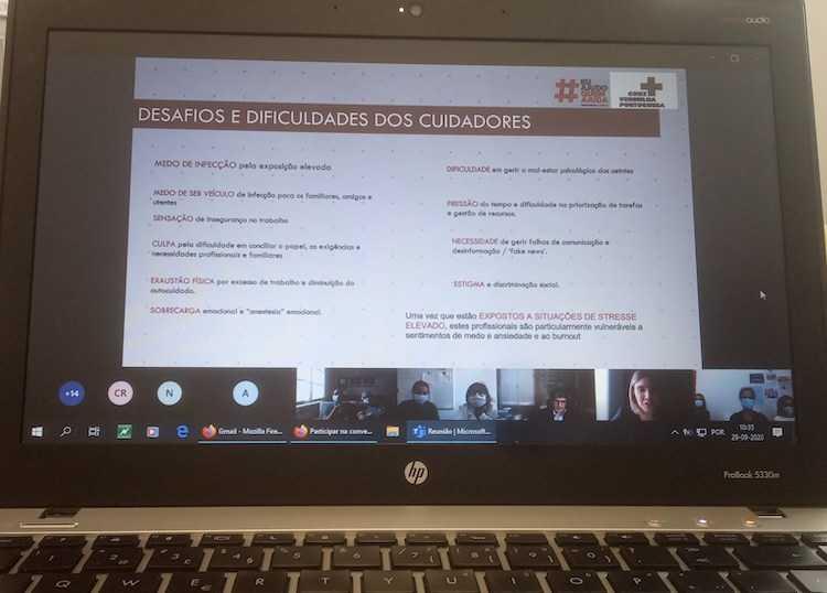 Jornal Campeão: Oliveira do Hospital promove competências junto das IPSS para resposta à covid-19
