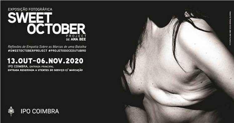 Jornal Campeão: Exposição fotográfica sobre o cancro da mama patente no IPO de Coimbra