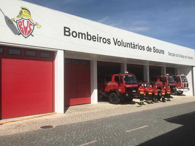 Jornal Campeão: Bombeiros de Soure celebram 130 anos e aguardam apoios pós-Leslie
