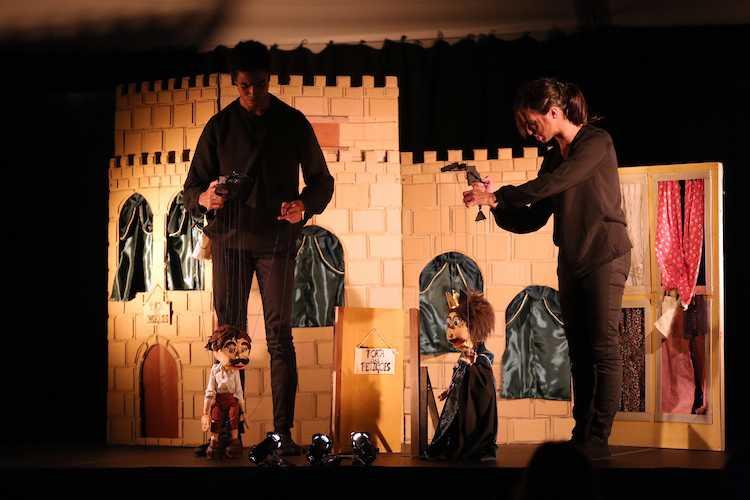 Jornal Campeão: Marionetas ao Centro animou a Lousã