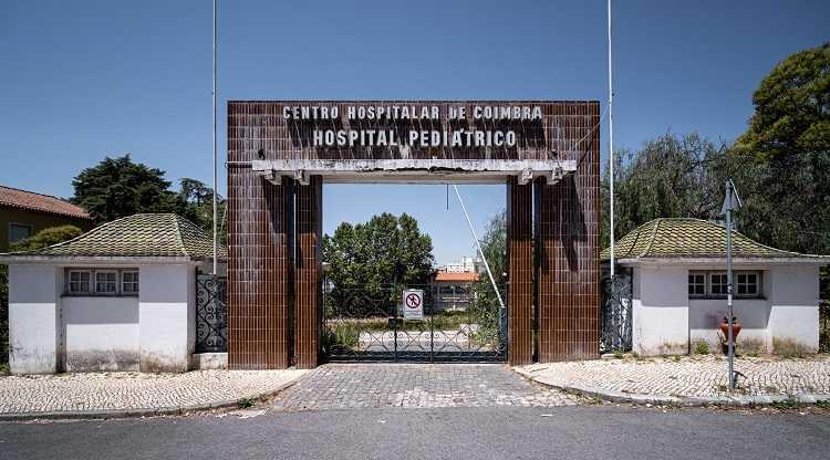 Jornal Campeão: Antigo Hospital Pediátrico vai ser o novo Arquivo Municipal de Coimbra