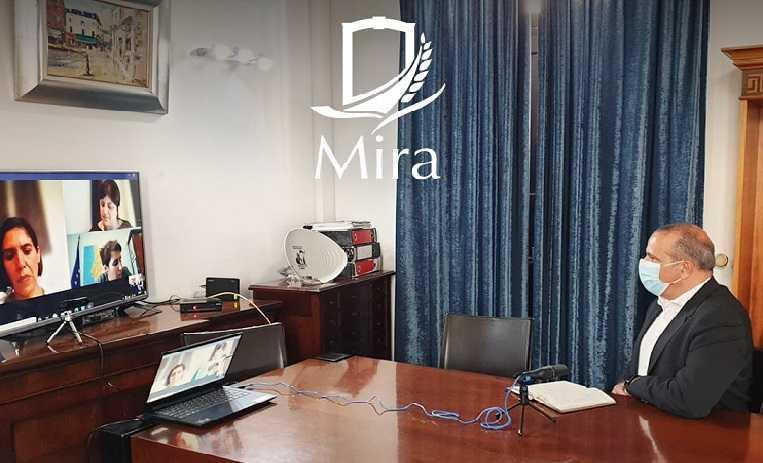 Jornal Campeão: Autarca de Mira reuniu-se com secretária de Estado para debater sistema hídrico