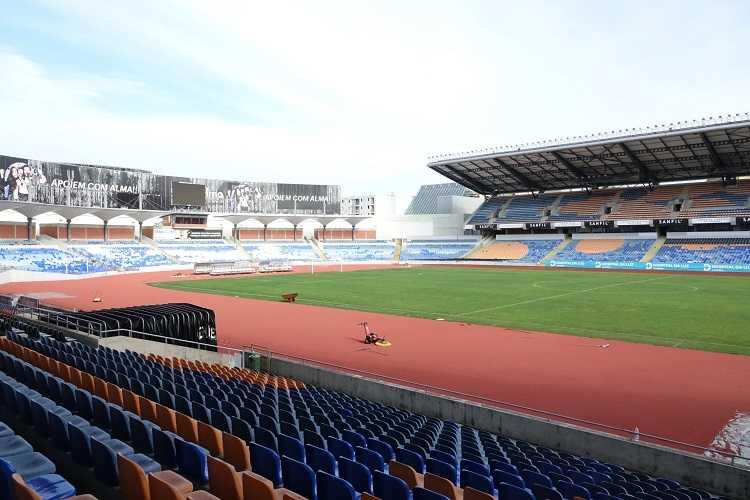Jornal Campeão: Pista de atletismo do Estádio de Coimbra vai ter tecnologia pioneira em Portugal