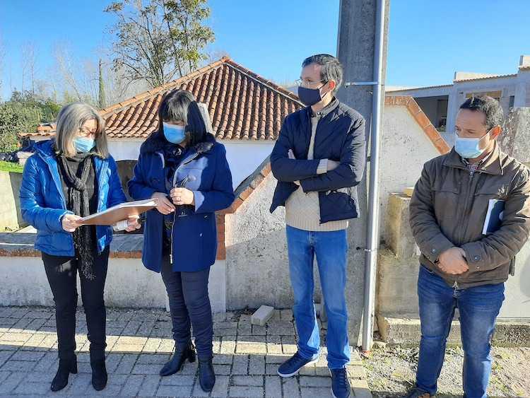 Jornal Campeão: Requalificação da rede viária de Cantanhede prossegue em Murtede e Sepins