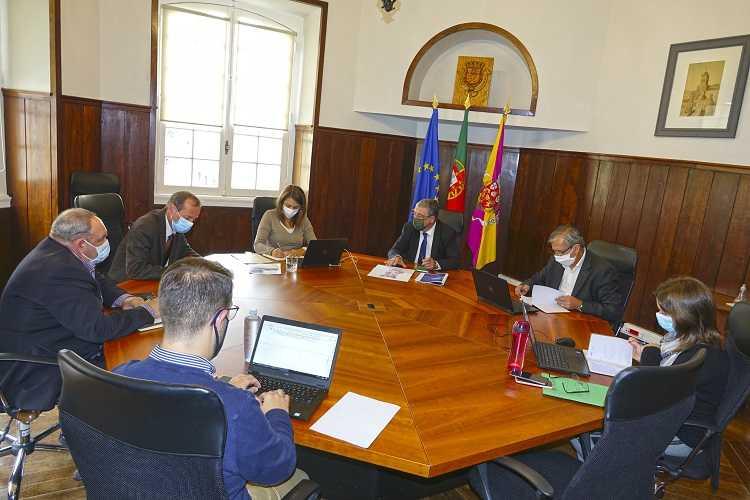 Jornal Campeão: Câmara de Coimbra reforça medidas para conter pandemia de covid-19