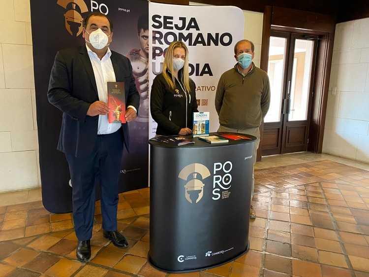 Jornal Campeão: Condeixa tem novo Posto de Turismo em Conímbriga