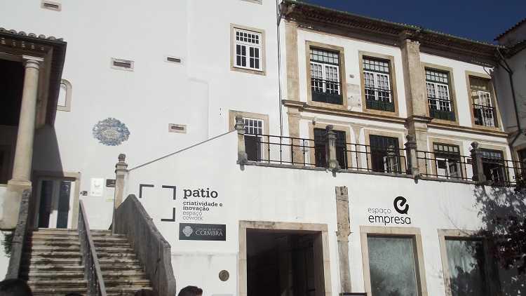 Jornal Campeão: Coimbra inaugura 'Espaço Empresa' no Pátio da Inquisição para atrair investidores