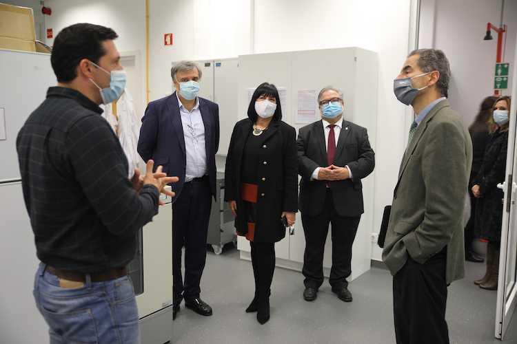 Jornal Campeão: Immunethep desenvolve vacina para a covid-19 em Cantanhede