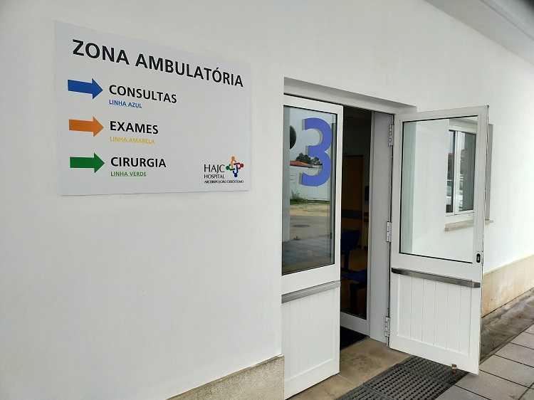 Jornal Campeão: Hospital de Cantanhede abre novo espaço de ambulatório