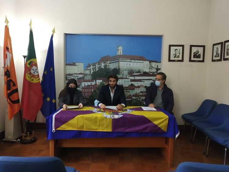 Jornal Campeão: PSD de Coimbra confirma voto contra Orçamento para 2021 em Assembleia Municipal