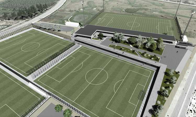 Jornal Campeão: Cantanhede avança com concurso público para conclusão do novo Parque Desportivo