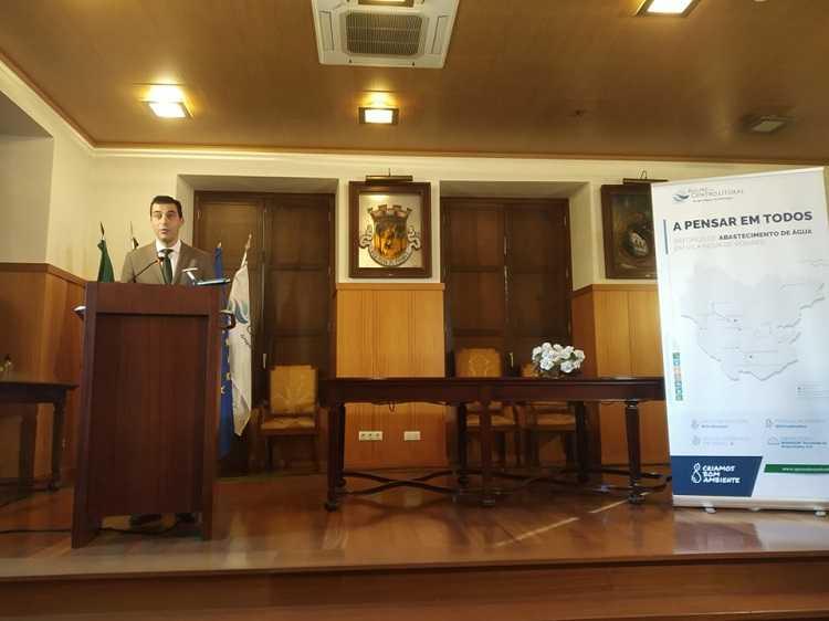 Jornal Campeão: Águas do Centro Litoral investe mais de quatro milhões em Poiares e Arganil