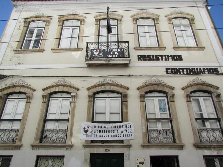 Jornal Campeão: República dos Galifões reconhecida como entidade de interesse histórico e cultural