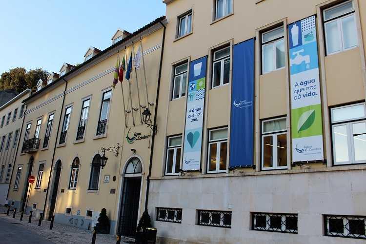 Jornal Campeão: Águas de Coimbra volta a destacar-se na satisfação dos clientes