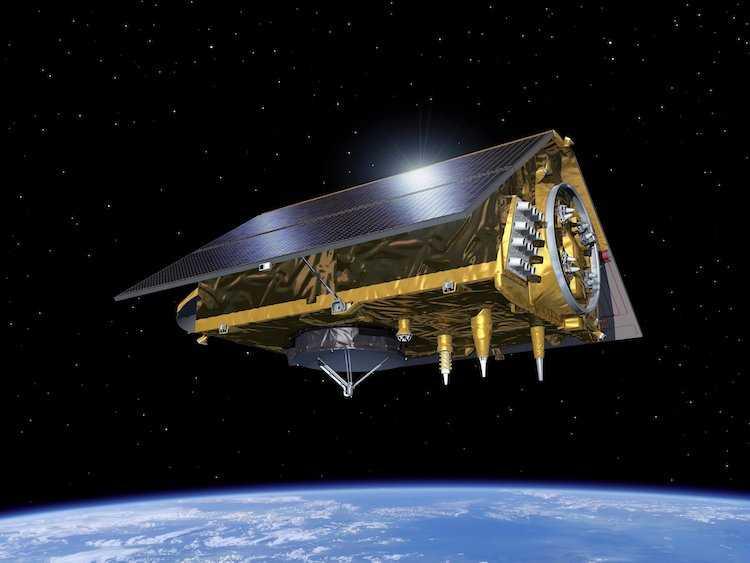 Jornal Campeão: Critical Software envolvida em missão espacial que mede subida da água do mar