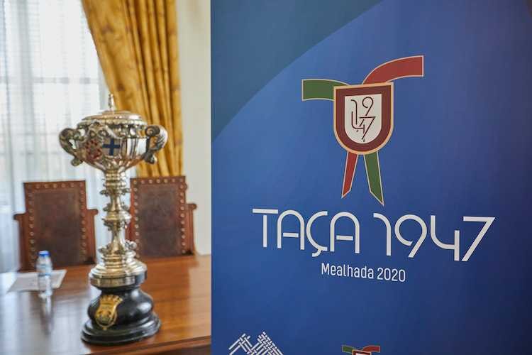 Jornal Campeão: Mealhada é palco da Taça 1947