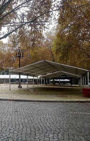 Tendas Praça República