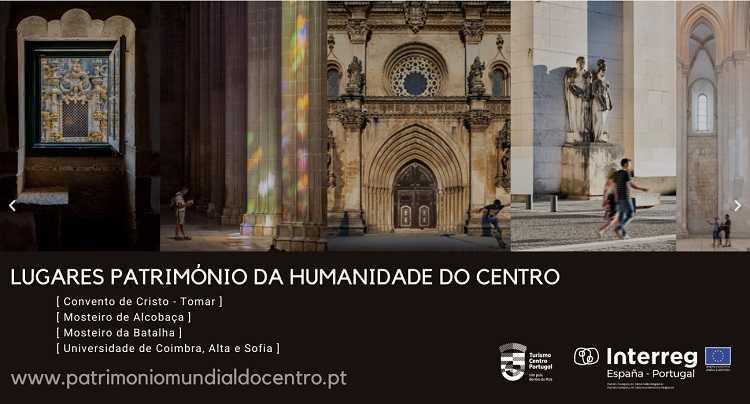 Jornal Campeão: Turismo Centro de Portugal marca presença em Bienal Ibérica de Património Cultural
