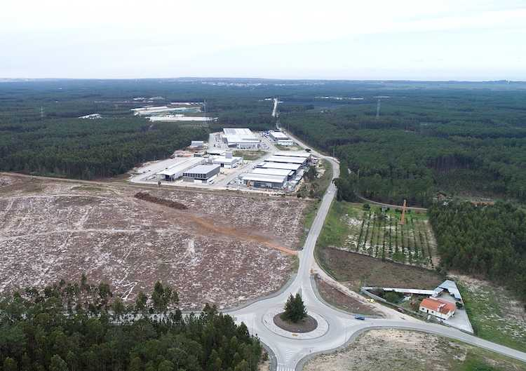 Jornal Campeão: Pombal expande zona industrial da Guia num investimento de 2,5 milhões de euros