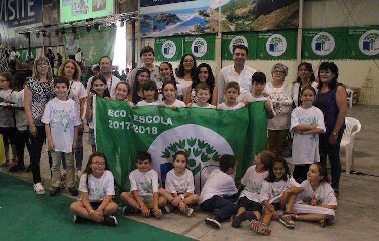 Jornal Campeão: Concelho de Soure conquista 10 Bandeiras Verdes Eco-Escolas