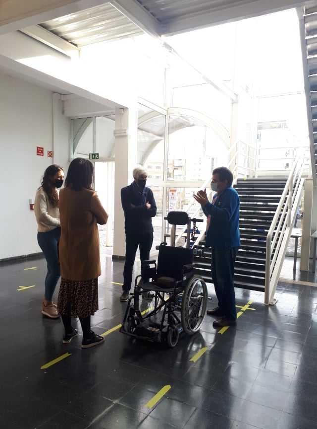 Jornal Campeão: IPC mais acessível para pessoas de cadeiras de rodas
