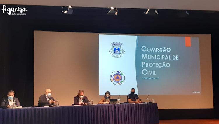 Jornal Campeão: Figueira da Foz implementa novas medidas para fazer face à covid-19