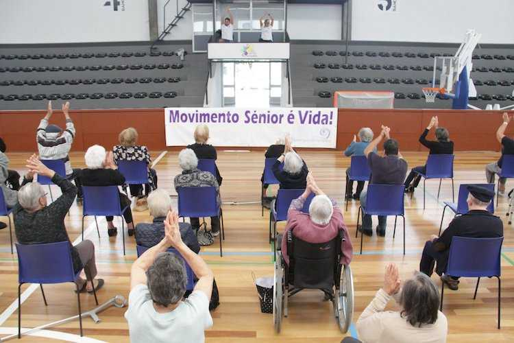 """Jornal Campeão: Anadia: """"Movimento Sénior é Vida"""" está de regresso"""