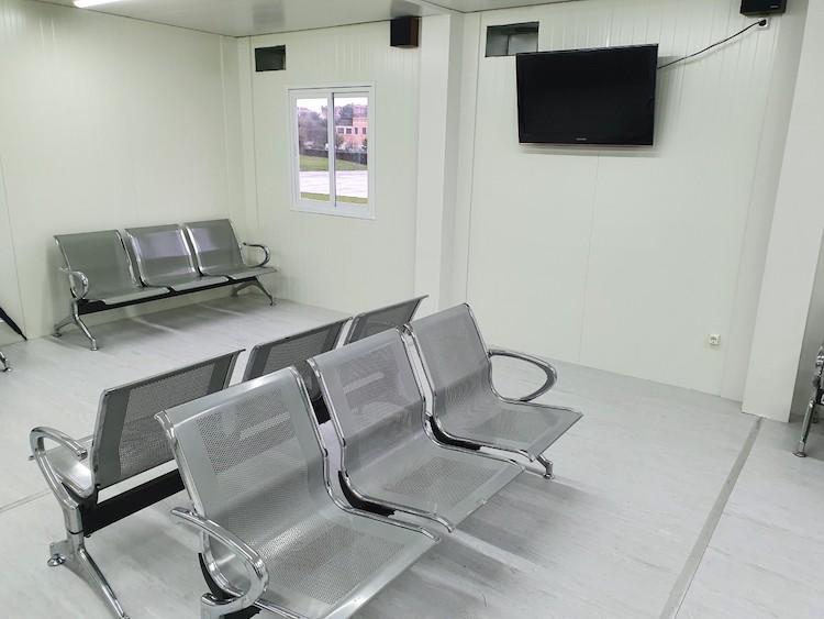 Jornal Campeão: Sala de acompanhantes dos HUC está disponível desde hoje