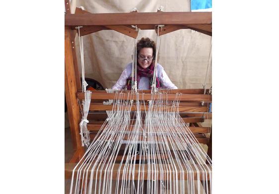 Jornal Campeão: CEARTE recria e valoriza têxteis artesanais do Alentejo