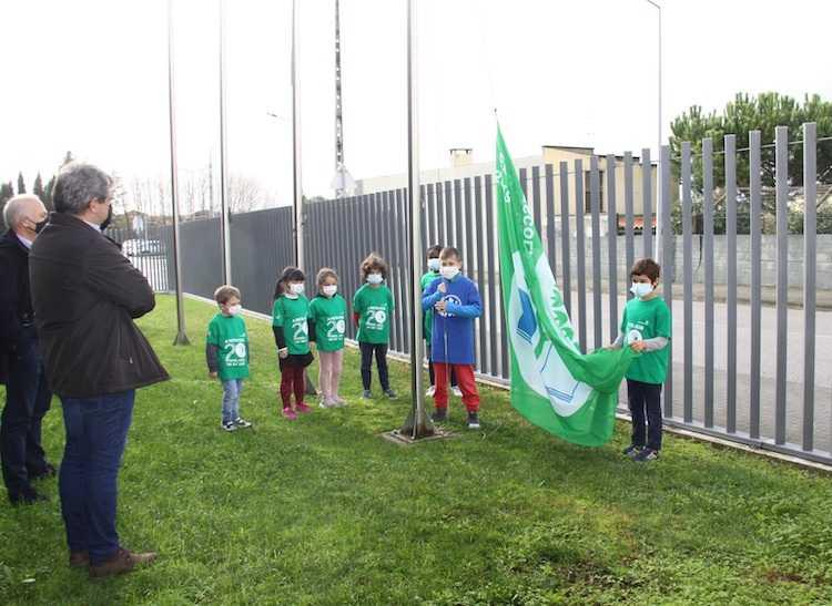 Jornal Campeão: Município entrega Bandeira Verde a 11 escolas do concelho de Anadia