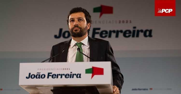 Jornal Campeão: Presidenciais: Socialistas de Coimbra declaram apoio a João Ferreira (PCP)