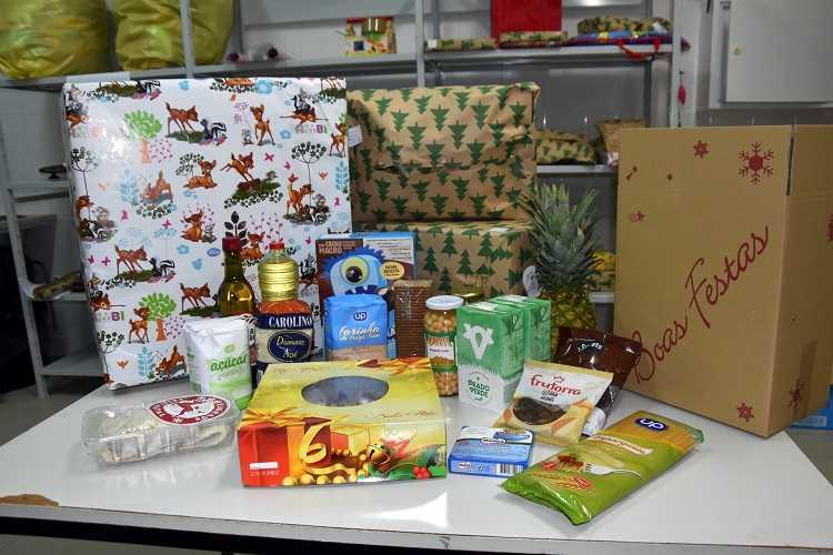 Jornal Campeão: Montemor-o-Velho proporciona ceia de Natal mais reconfortante a 120 famílias