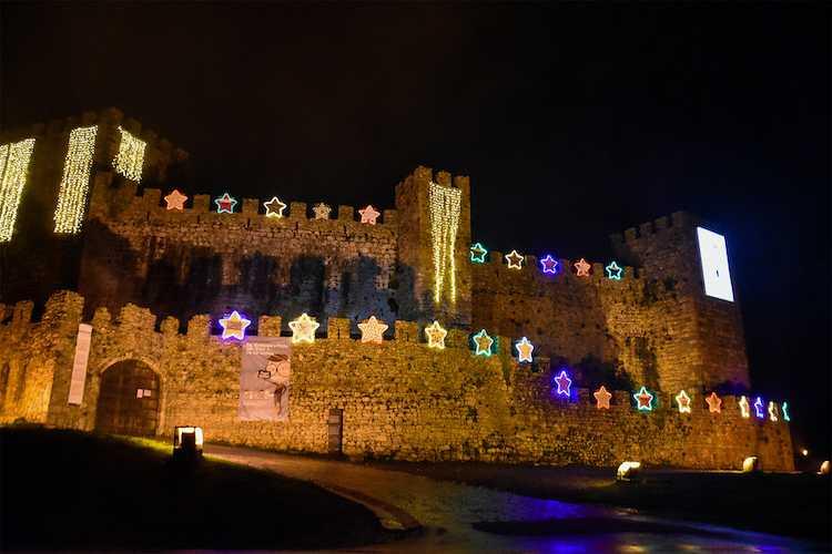 Jornal Campeão: Castelo de Montemor-o-Velho encerrado no Natal e Ano Novo