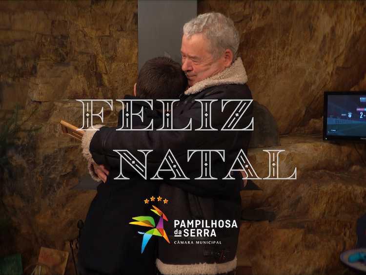Jornal Campeão: Pampilhosa da Serra lança vídeo de Natal