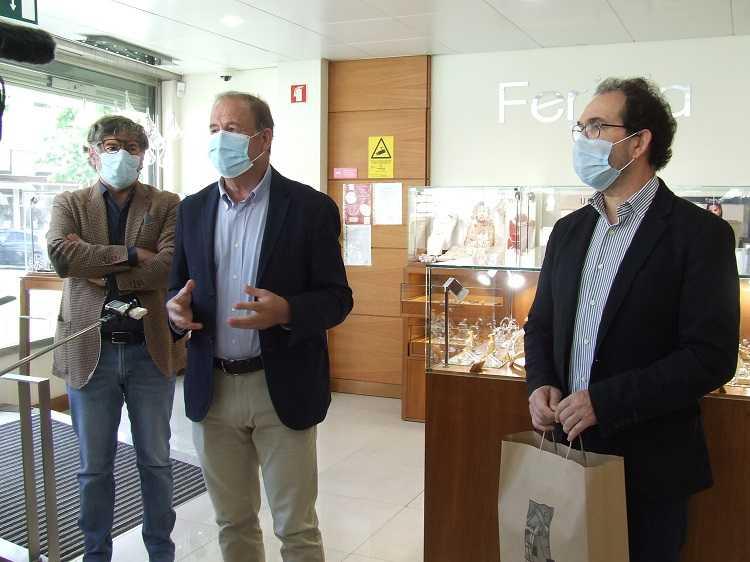 Jornal Campeão: Oliveira do Hospital canaliza verba da iluminação para apoiar comércio local